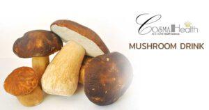 ผลิตภัณฑ์น้ำเห็ด 9 สายพันธุ์ บำรุงสุขภาพ (Mushroom Drink)